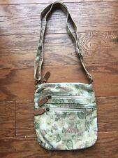Womens Boho Floral Hand Bag Adjustable Shoulder Strap Purse