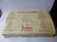 WADE WHIMSIE nurseries by wade with original box
