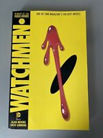 DC WATCHMEN Alan Moore TPB Graphic Novel