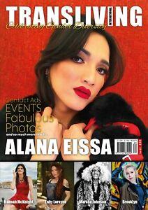 Transliving 69 Magazine Transgender, Non-Binary, X-Dress, Transvestite Lifestyle