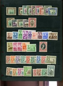 North Borneo mid period mint collection assume MH