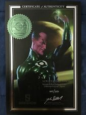 Sideshow Exclusive Sinestro Green Lantern Corps PF 205/350  Sold Out
