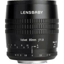 Lensbaby Velvet 85 for Micro 4/3