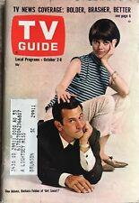VINTAGE TV GUIDE -  10/2/65 - DON ADAMS - GET SMART  -Fine +  Vol. 13/No. 653