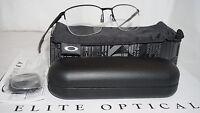 OAKLEY RX Eyeglasses New OAKLEY Taproom 0.5 (54) Black OX3202-0254 54 18 139