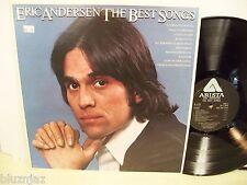 ERIC ANDERSEN ~ THE BEST SONGS ~ 1977 US RECORD ~ ARISTA AL-4128- Promo M-/EX