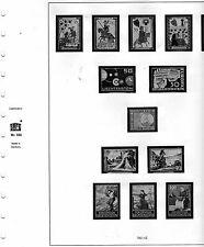 "Safe formulaires-Liechtenstein 1961-80 - système ""falzlos"" - NP 83 -- € (z343)"