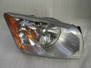 DODGE CALIBER Headlight Front Head Lamp Factory OEM 2007 2008