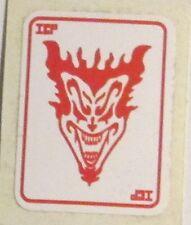 New listing Icp Twiztid Psychopathic Cell Phone Sticker Jack Twiztid Blaze read desc