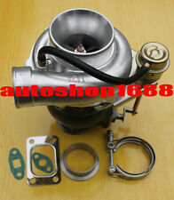 GT35 GT30 GT3582 turbo turbocharger Turb A/R .63 Comp A/R .70 Oil 2.5 v-band T3