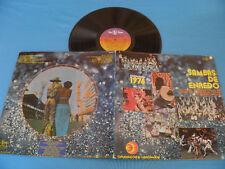 Sambas De Enredo Das Escolas De Samba 1976 LP LISTEN
