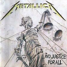 METALLICA ... And Justice For All (CD) * 1988 * USA
