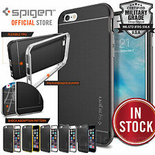 iPhone 6S / 6 Case, Genuine Spigen Neo Hybrid Soft Cover Bumper for Apple UNPKG