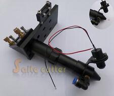 CO2 Laser Head Lens Integrative + Red Dot Positioning DIY CNC Engraver Cutter