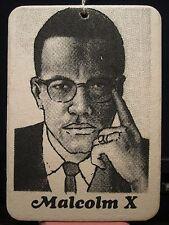 Vintage Malcolm X Africain Américain Droits Musulman Islam, Noir Power Movmt