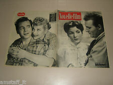 MARIA FIORE=GIACOMO RONDINELLA=DESI ARNAZ=LUCILLE BALL=COVER MAGAZINE 1954/363