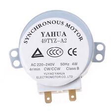 CW / CCW 5 / 6RPM AC 220-240V IMC Mikrowellenofen Drehteller Synchronmotor WH