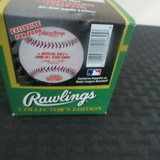 Rawlings Official 2000 All Star Game Baseball New Sealed