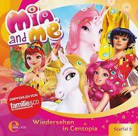 MIA AND ME -14 ORIGINAL HÖRSPIEL ZUR TV-SERIE: WIEDERSEHEN IN CENTOPIA  CD NEU