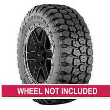 4 New Tires 33 12.50 15 Ironman MT Mud Terrain 6 Ply 33x12.50R15 LRC ATD