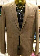 Men's Jacket Gianni Lupo with Opening Back & Patches About Sleeves,Slim Art 5002