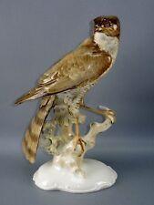 Hutschenreuther-Porzellanfiguren mit Vogel