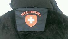 Wellensteyn Cliffjacke Jacket Black CJ-04 Size Medium Tactical Rescue EUC Mint
