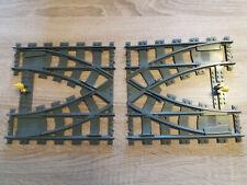 Lego RC Doppelweiche 7996