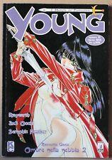 Young il mensile del fantastico 10 - marzo 1995 - ombre nella nebbia 2
