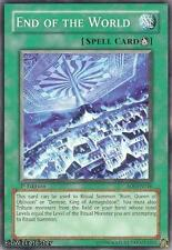 End of the World NM 1st Ed YuGiOh SOI 046 Shadow of Infinity Yu-Gi-Oh Card TCG C