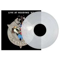 SAMSON - LIVE AT READING '81 - CLEAR - LP