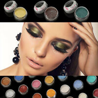 51 Colors ~ Shimmer Eye Shadow Loose Powder Pigment Party Stage Eye Makeup