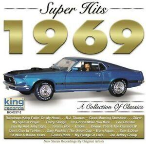 Various Artists - Super Hits 1969 [New CD]