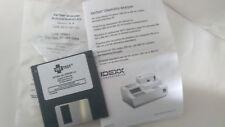 Idexx VetTest chemistry analyzer AutoCal 3SL V4.0 disk only fr Kit #98-21391-00