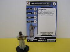 Star Wars Bounty Hunters #48 Tusken Raider Sniper (C)