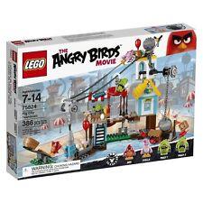 Lego 75824 Angry Birds Pig City Teardown Building Set