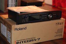 Roland INTEGRA-7 Over 6000 Sounds SuperNATURAL Sound Module