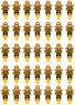 Lego Ninjago Gold Lloyd Eßbar Tortenaufleger Muffin Aufleger Bild Party Deko neu