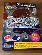 Nintendo GameCube Pokemon Box Ruby & Sapphire Japan GC