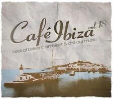 Cafe Ibiza Vol.18 von Various Artists 2xCD (2014) Neu/OVP Varga CANTOMA York