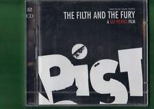 THE FILTH AND THE FURY - A SEX PISTOLS FILM DOPPIO CD NUOVO SIGILLATO