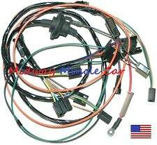 air conditioning a/c wiring harness 74 75 76 Chevy Corvette    350 454 ncrs