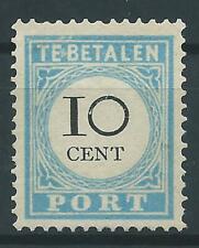 1881TG Nederland Portzegel  P7 postfris net zegel zie foto's..