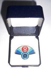 2020 Olympic Games Tokyo Worldwide Olympic Partner General Electric Company PIN