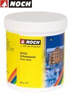 NOCH 08752 Schnee-Paste 250 g (100 g - 3,98 €) - NEU + OVP