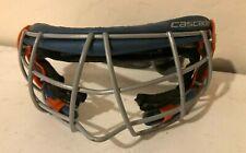 Cascade Lacrosse Field Hockey Goggles Orange N95