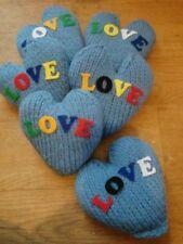 Heart 100% Wool Decorative Cushions