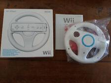 Wii Wheel Wheel Official Nintendo Mario Kart Boxed