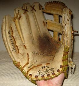 Mike Schmidt Rawlings PG21 Left Handed Baseball Glove- Philadelphia Phillies HOF