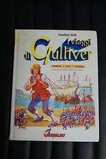 I viaggi di Gulliver - Jonathan Swift - fumetti - Prima ed. Il Giornalino 1994